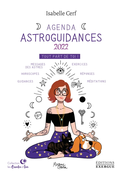 Astroguidances : agenda 2022