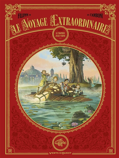 Le voyage extraordinaire : cycle 1, le trophée Jules Verne