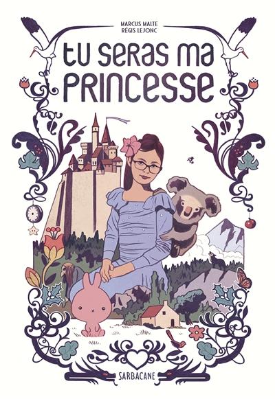 Tu seras ma princesse | Malte, Marcus. Auteur