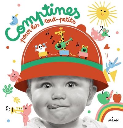 Comptines pour les tout-petits | Piffaretti, Marion (1978-....). Auteur