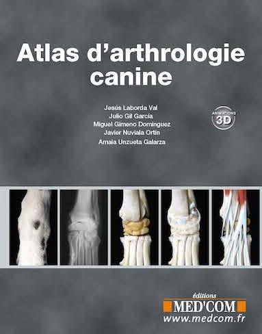 Un atlas d'arthrologie canine