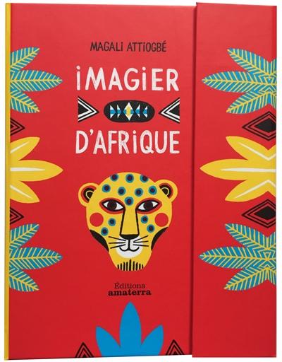 Imagier d'Afrique | Magali Attiogbé, Auteur