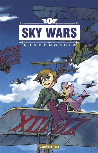 Sky wars. Vol. 1