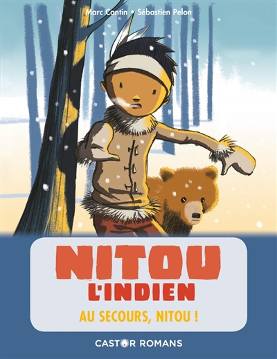 Au secours, Nitou ! / Marc Cantin | Cantin, Marc (1967-....). Auteur