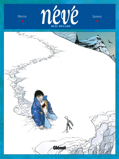 Bleu regard / Dieter, Lepage   Dieter (1958-....). Auteur