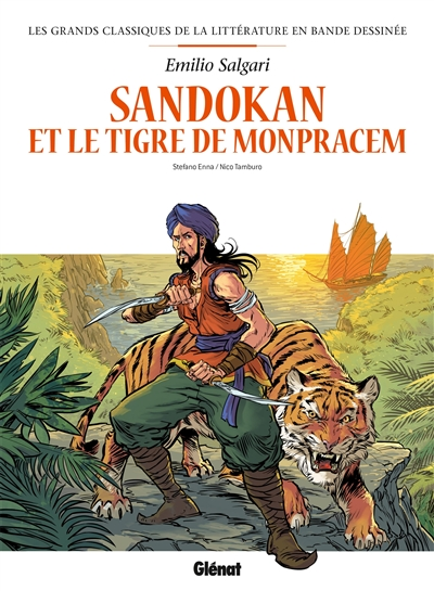 Sandokan et le tigre de Monpracem
