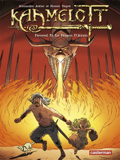 Kaamelott. Vol. 4. Perceval et le dragon d'airain