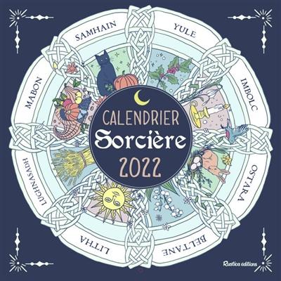 Calendrier sorcière 2022