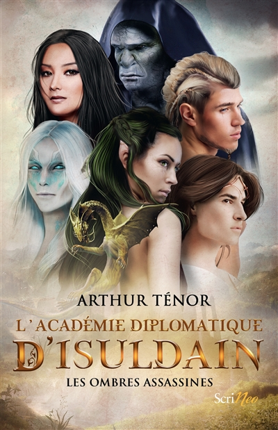 Les ombres assassines / Arthur Ténor | Ténor, Arthur (1959-....). Auteur