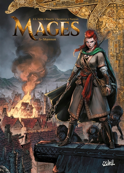 Mages. Vol. 5. Shannon