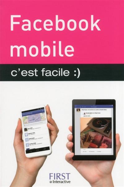 Facebook mobile / Yasmina et Sébastien Lecomte | Lecomte, Yasmina. Auteur