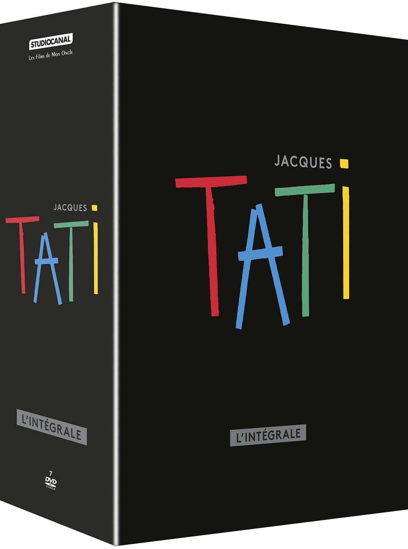Intégrale Jacques Tati / Jacques Tati, réal. | Tati, Jacques (1907-1982). Réalisateur. Acteur