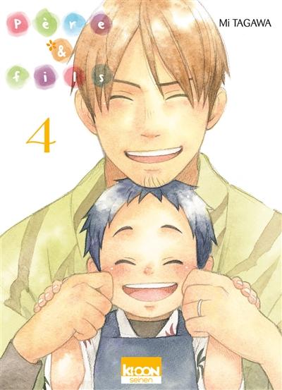 Père & fils. 4   Tagawa, Mi. Auteur