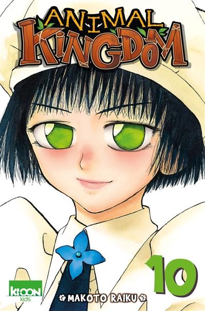 Animal kingdom. 10 / Makoto Raiku | Raiku, Makoto (1974-....). Auteur
