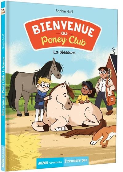 Bienvenue au poney club. Vol. 3. La blessure