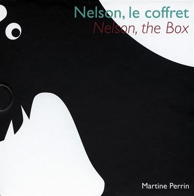 Nelson, le coffret / Martine Perrin | Perrin, Martine (1965-....). Auteur. Illustrateur