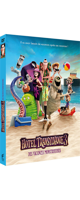 Hôtel Transylvanie 3 : Des vacances monstrueuses / un film de Genndy Tartakovsky  | Tartakovsky, Genndy. Metteur en scène ou réalisateur. Scénariste