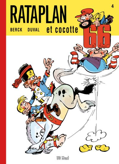 Rataplan. Vol. 4. Rataplan et Cocotte 66