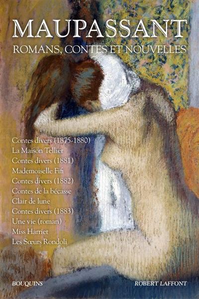 Romans, contes et nouvelles. Vol. 1