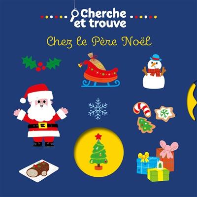 Vive Noël ! : cherche et trouve