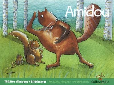Amidou | Auderset, Marie-José (1961-....). Auteur