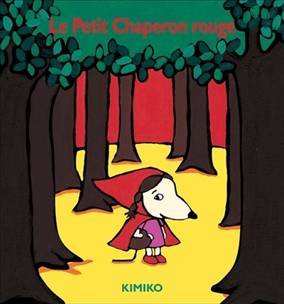 Le petit chaperon rouge   Kimiko (1963-....)