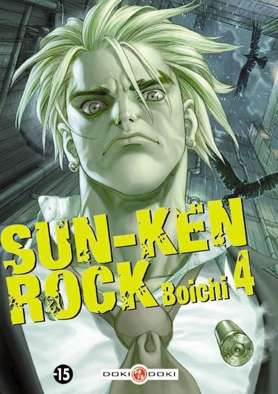 Sun-Ken Rock. 4 | Boichi (1973-....). Auteur