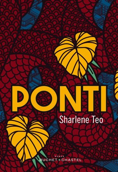 Ponti   Teo, Sharlene (1987-....). Auteur