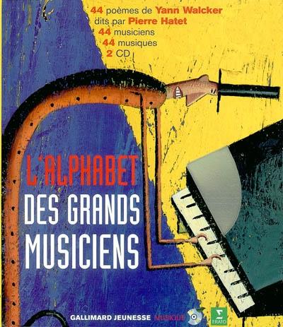 L'alphabet des grands musiciens