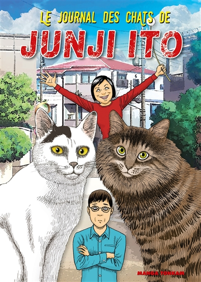 Le journal des chats de Junji Ito | Itō, Junji (1963-....). Auteur