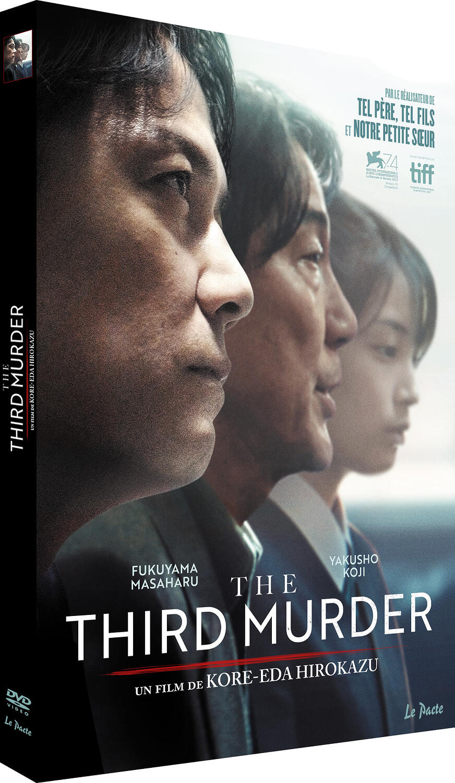The Third Murder / Film de Hirokazu Kore-Eda    Kore-Eda, Hirokazu (1962-....). Metteur en scène ou réalisateur. Scénariste
