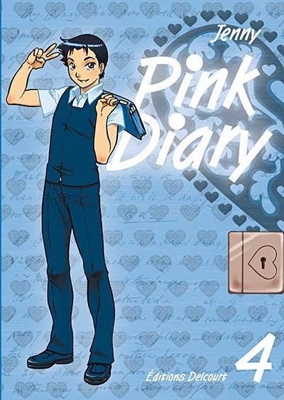 Pink Diary | Jenny. Illustrateur
