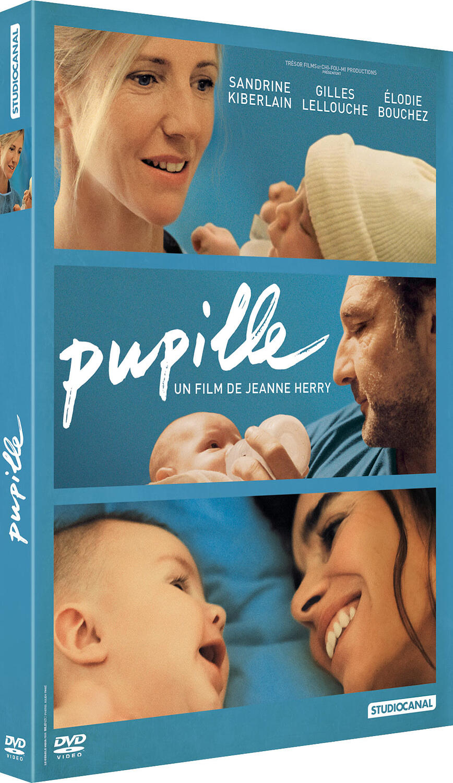 Pupille / Film de Jeanne Herry    Herry, Jeanne. Metteur en scène ou réalisateur. Scénariste