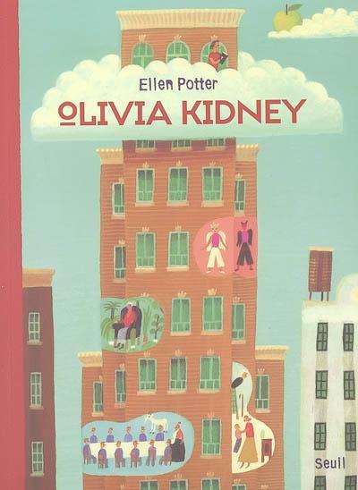 Olivia Kidney / Ellen Potter | Potter, Ellen. Auteur