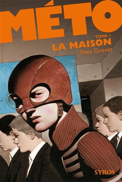 La maison / Yves Grevet | Grevet, Yves (1961-....). Auteur