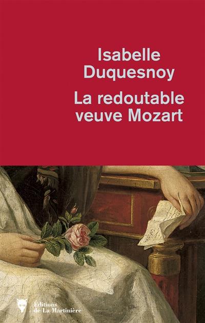 La redoutable veuve Mozart / Isabelle Duquesnoy | Duquesnoy, Isabelle (1960-...), auteur