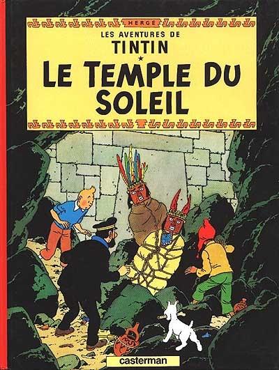 temple du soleil (Le) / Hergé | Hergé (1907-1983). Auteur