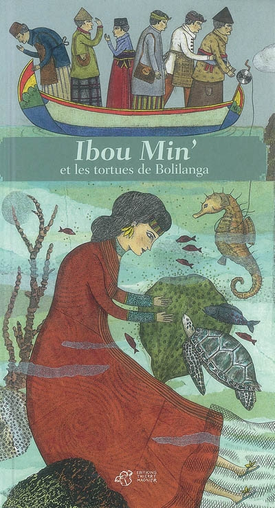 Ibou Min' et les tortues de Bolilanga | Franck Prévot (1968-....). Auteur