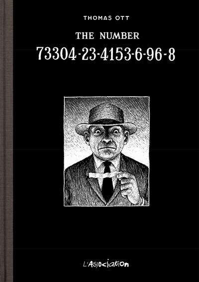 The number 73304-23-4153-6-96-8 | Thomas Ott, Auteur