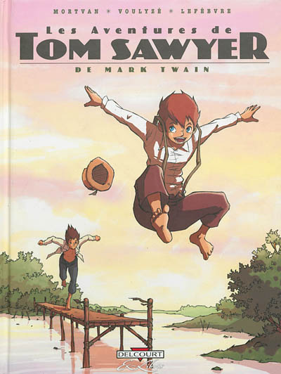 Les aventures de Tom Sawyer / [adapté] de Mark Twain | Morvan, Jean-David (1969-....). 07