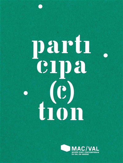 Participa(c)tion : colloque-événement | Airaud, Stéphanie. Directeur de publication