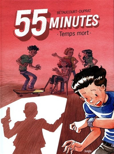Couverture de : 55 minutes v.1, Temps mort