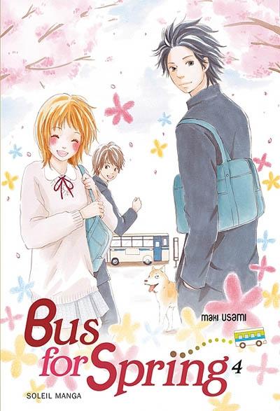 Bus for spring. 4 | Maki Usami. Auteur