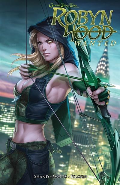 Robyn Hood. Vol. 2. Wanted