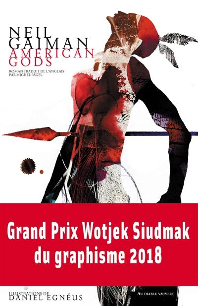 American gods | Neil Gaiman (1960-....). Auteur