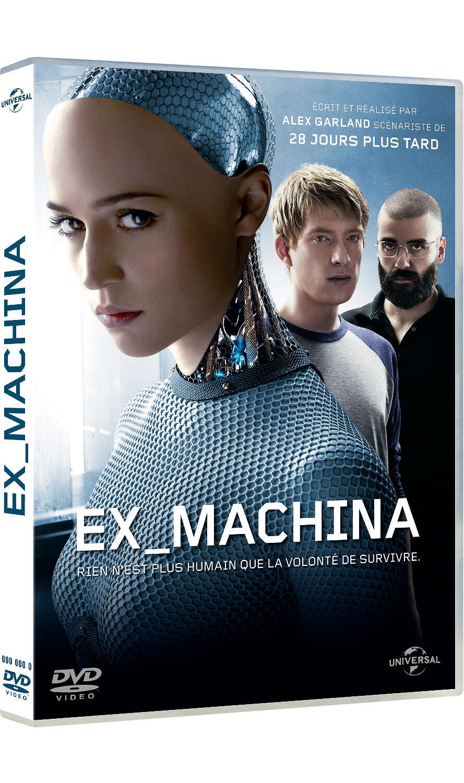Ex-machina | Garland, Alex (1970-....)