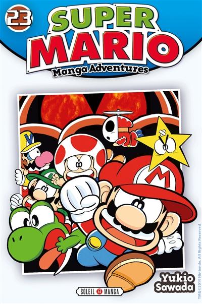 Super Mario : manga adventures. Vol. 23