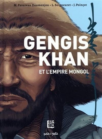 Gengis Khan et l'Empire mongol (48 h BD 2021)