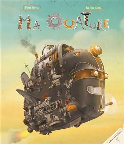 Ma ouature | Crooks, Pierre (1967-....). Auteur