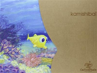 Sushi : kamishibaï   Chapeau, Thierry (1969-....). Auteur